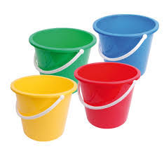 Waste curves / buckets etc.