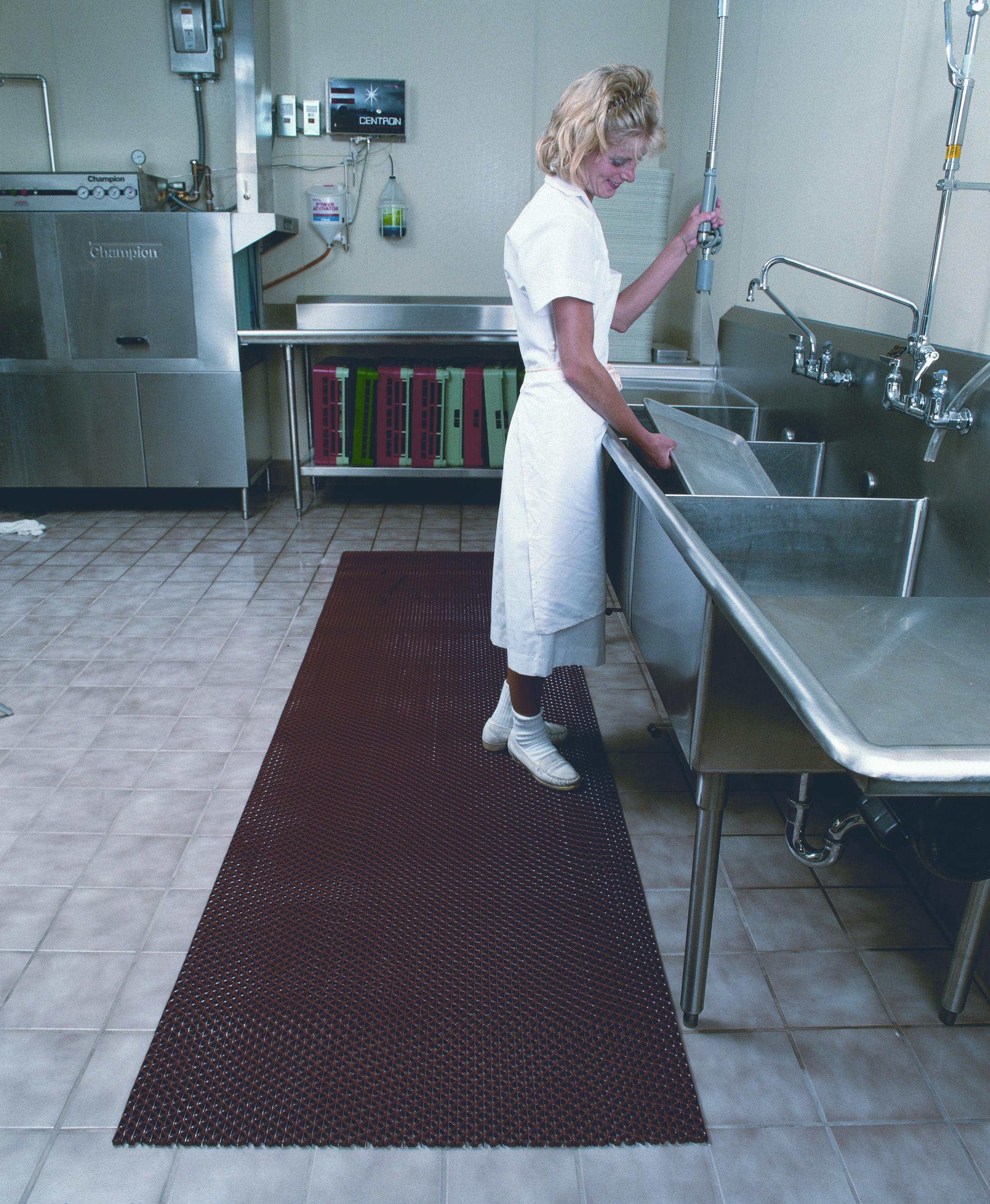 Relief mat