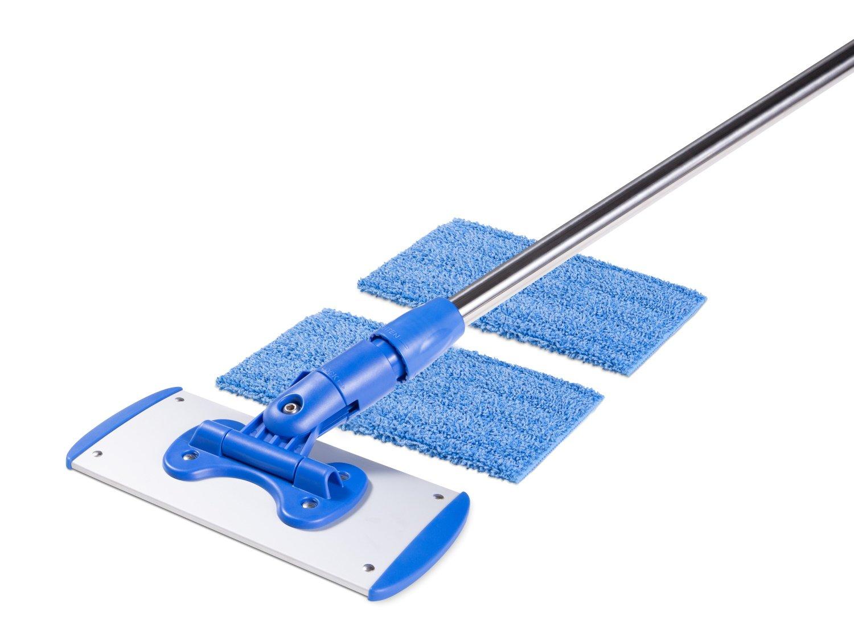 Mop stand 25cm w/velcro
