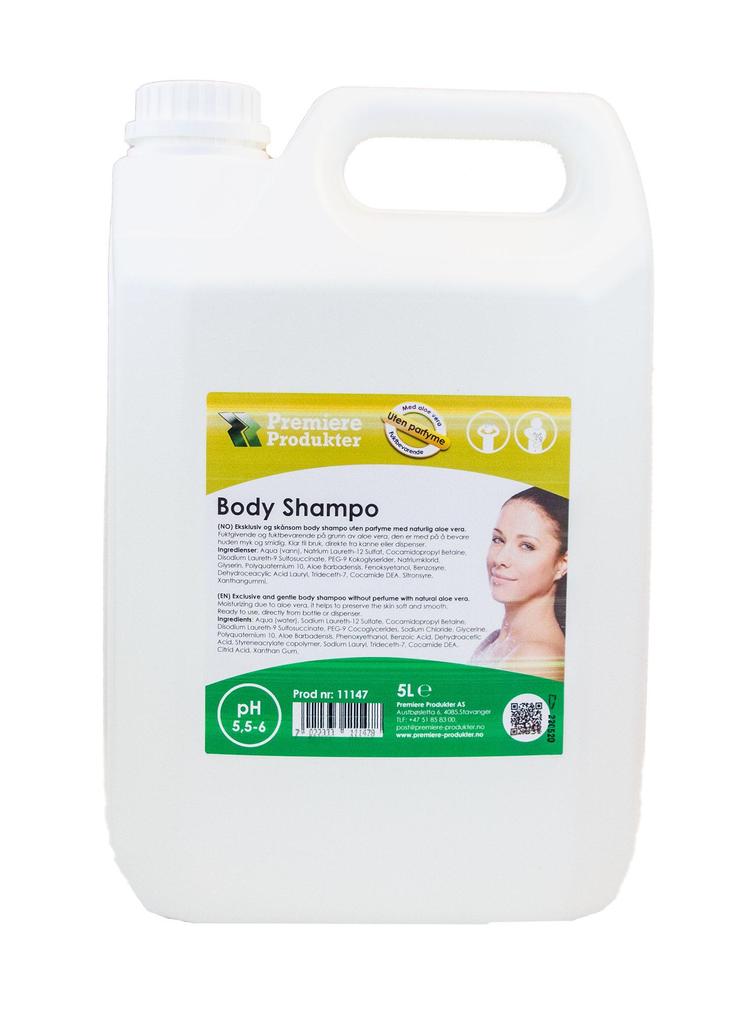 Premiere - Body shampo