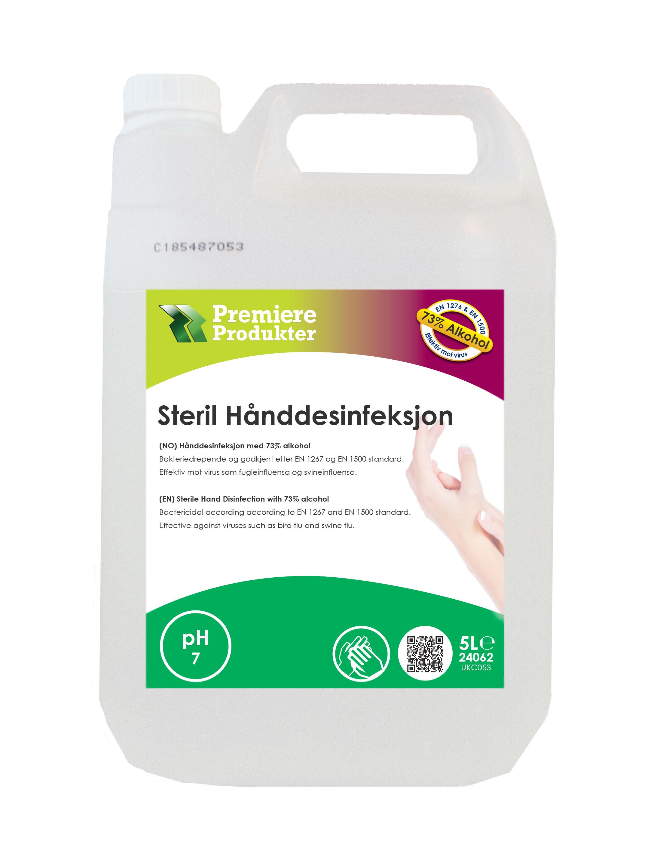 Premiere - Hand cleanser