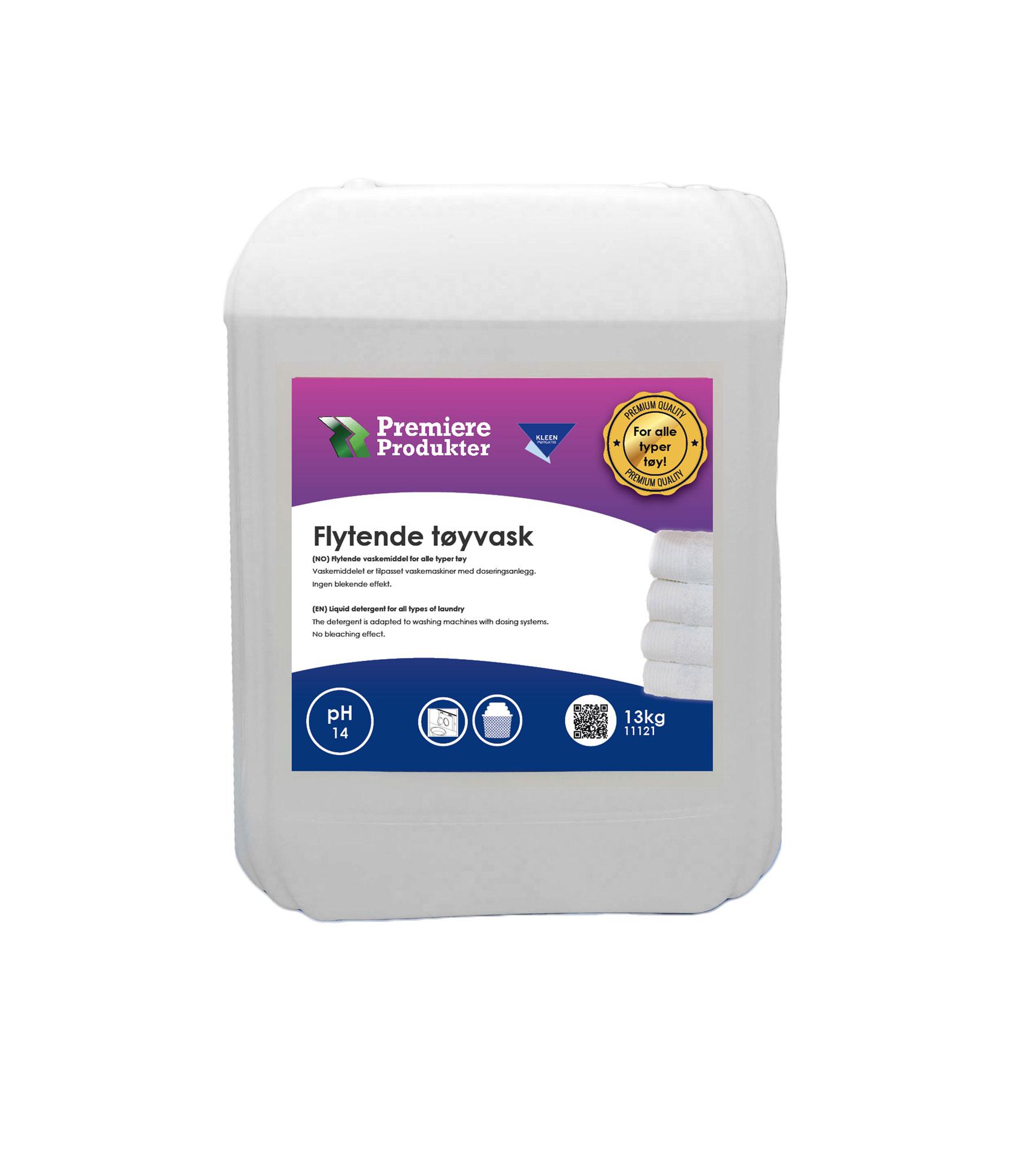 Laundry detergent - Industrial