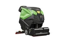 Floor washer IPC CT71 XP55 Roller