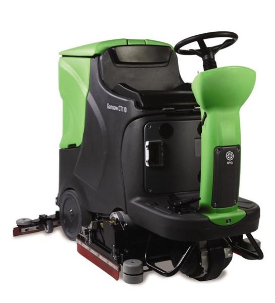 Floor washer IPC CT110 BT70 Roller