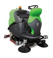 Floor washer IPC CT160 BT75 Roller Sweep