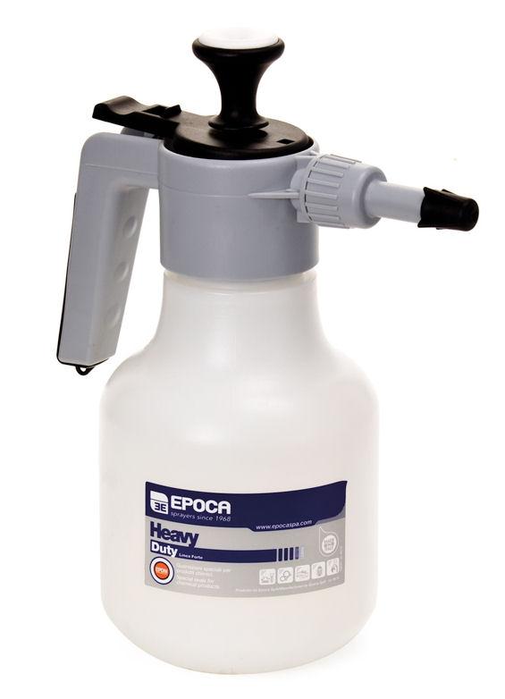 Low pressure sprayers