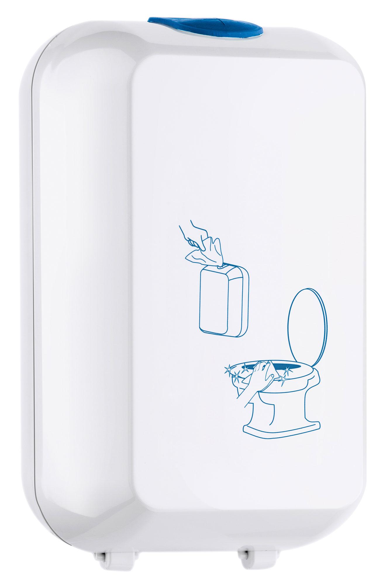 Toiletseat hygiene